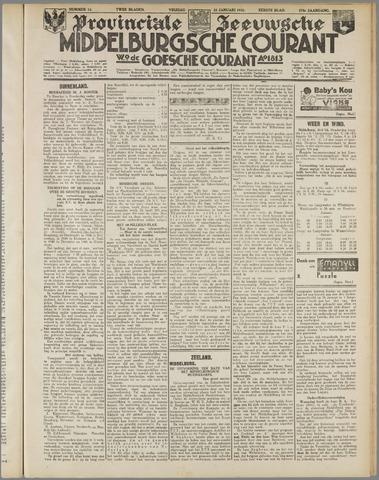 Middelburgsche Courant 1935-01-18