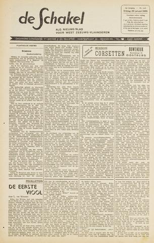 De Schakel 1965-01-29