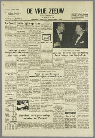 de Vrije Zeeuw 1963-10-26
