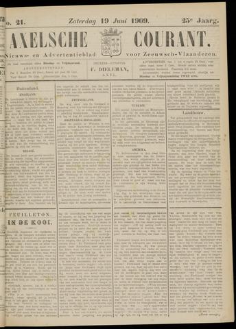 Axelsche Courant 1909-06-19