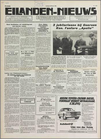 Eilanden-nieuws. Christelijk streekblad op gereformeerde grondslag 1980-02-19