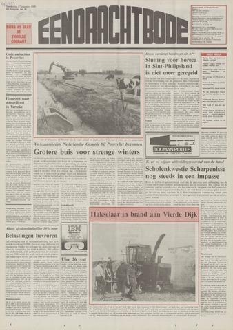 Eendrachtbode (1945-heden)/Mededeelingenblad voor het eiland Tholen (1944/45) 1989-08-17