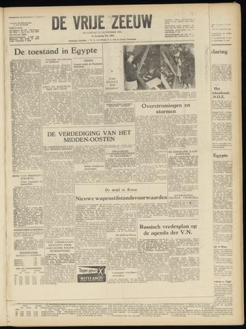 de Vrije Zeeuw 1951-11-12