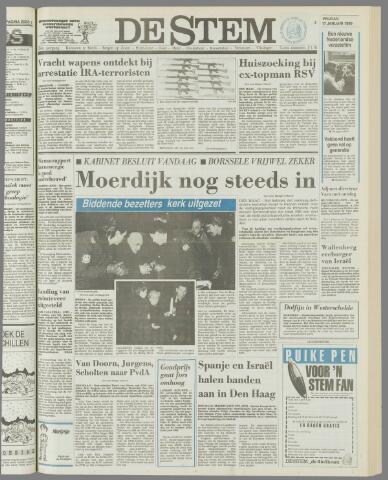 de Stem 1986-01-17