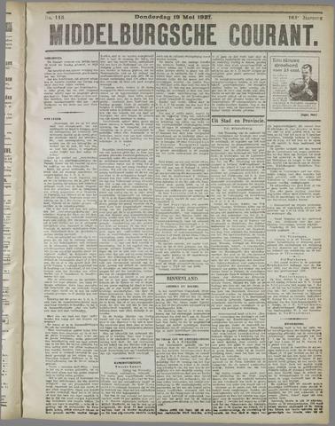 Middelburgsche Courant 1921-05-19