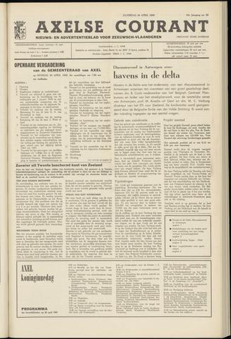 Axelsche Courant 1969-04-26