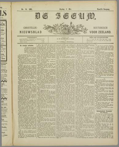 De Zeeuw. Christelijk-historisch nieuwsblad voor Zeeland 1898-05-03