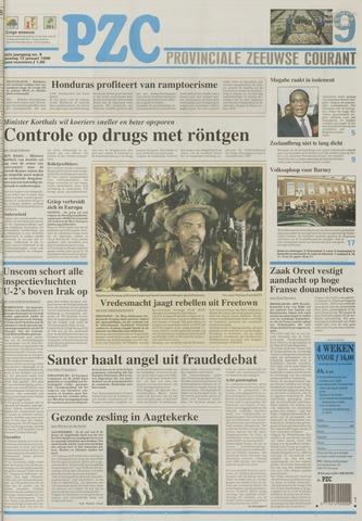 Provinciale Zeeuwse Courant 1999-01-12