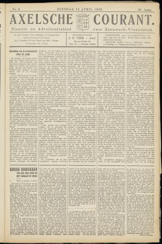 Axelsche Courant 1939-04-18