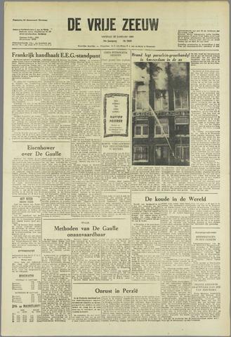 de Vrije Zeeuw 1963-01-25