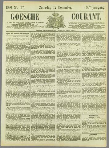 Goessche Courant 1896-12-12