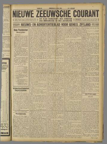 Nieuwe Zeeuwsche Courant 1924-07-24