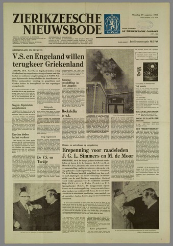 Zierikzeesche Nieuwsbode 1974-08-19
