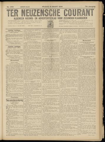 Ter Neuzensche Courant. Algemeen Nieuws- en Advertentieblad voor Zeeuwsch-Vlaanderen / Neuzensche Courant ... (idem) / (Algemeen) nieuws en advertentieblad voor Zeeuwsch-Vlaanderen 1934-03-16