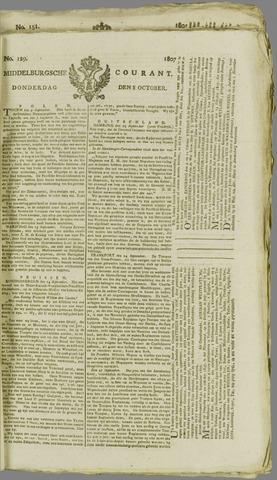 Middelburgsche Courant 1807-10-08