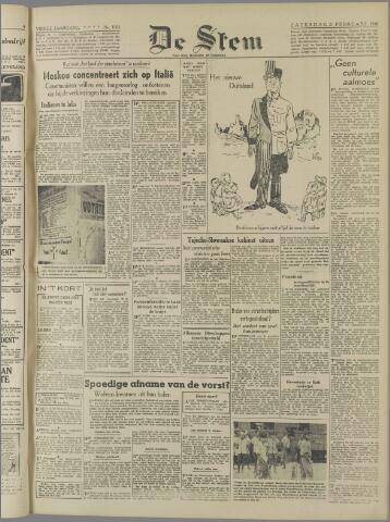 de Stem 1948-02-21