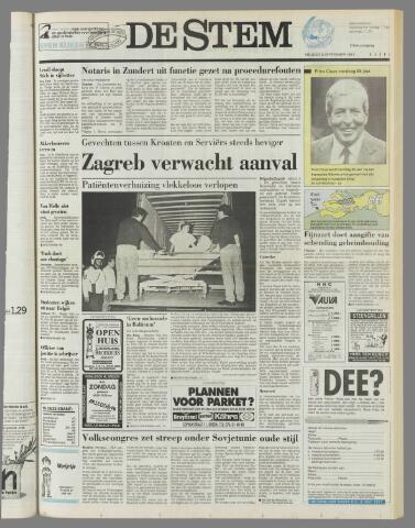 de Stem 1991-09-06