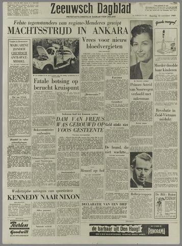 Zeeuwsch Dagblad 1960-11-14