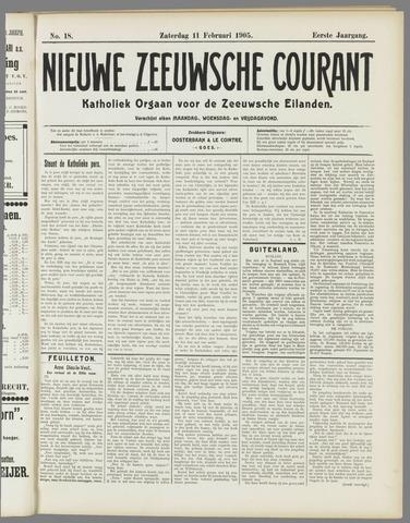 Nieuwe Zeeuwsche Courant 1905-02-11