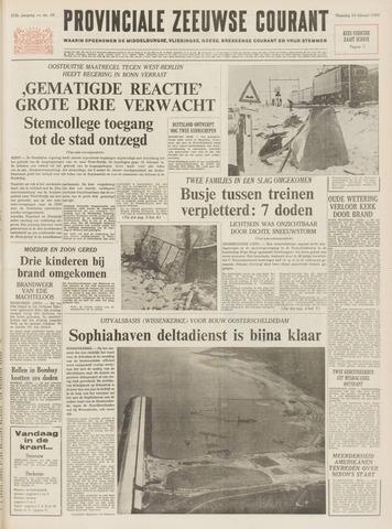 Provinciale Zeeuwse Courant 1969-02-10