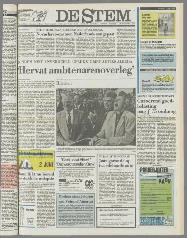 de Stem 1987-05-26