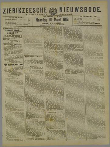 Zierikzeesche Nieuwsbode 1916-03-20