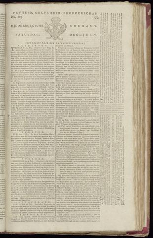 Middelburgsche Courant 1795-07-25