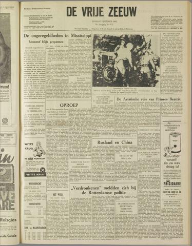 de Vrije Zeeuw 1962-10-02