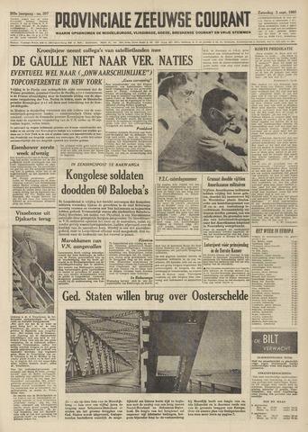 Provinciale Zeeuwse Courant 1960-09-03
