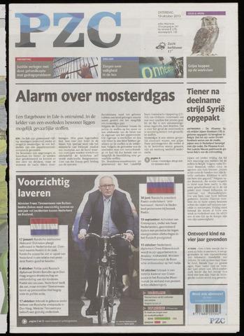 Provinciale Zeeuwse Courant 2013-10-19