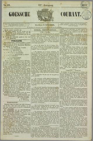 Goessche Courant 1855-11-05