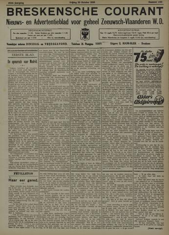 Breskensche Courant 1936-10-23