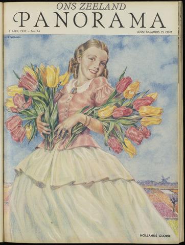 Ons Zeeland / Zeeuwsche editie 1937-04-08