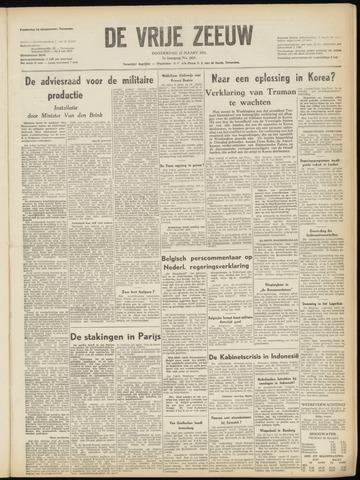 de Vrije Zeeuw 1951-03-22