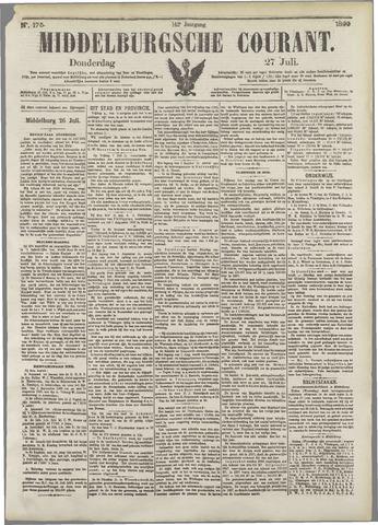 Middelburgsche Courant 1899-07-27