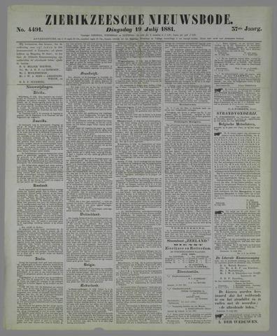 Zierikzeesche Nieuwsbode 1881-07-19