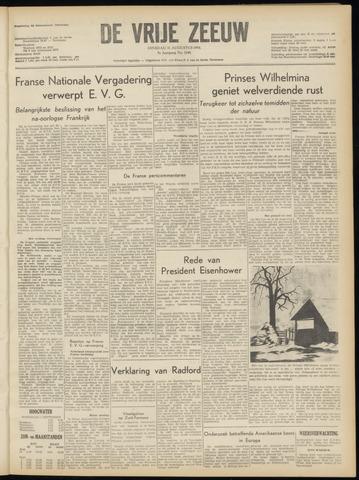de Vrije Zeeuw 1954-08-31