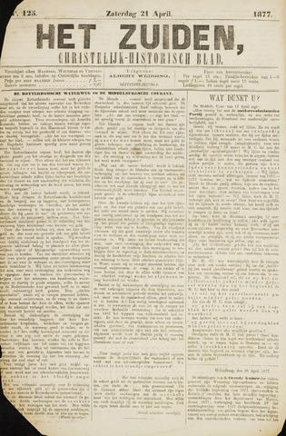 Het Zuiden, Christelijk-historisch blad 1877-04-21