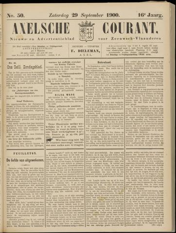 Axelsche Courant 1900-09-29