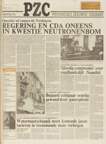 Provinciale Zeeuwse Courant 1978-10-20