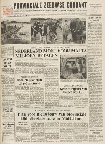 Provinciale Zeeuwse Courant 1972-01-19
