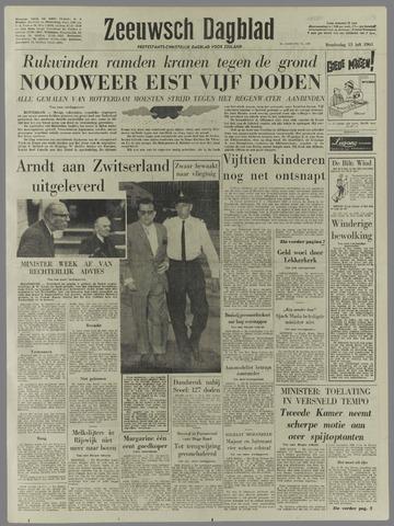 Zeeuwsch Dagblad 1961-07-13