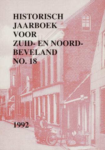 Historisch Jaarboek Zuid- en Noord-Beveland 1992-01-01