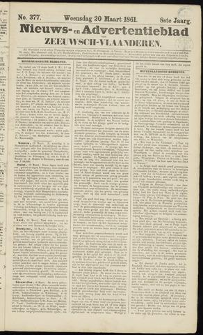 Ter Neuzensche Courant. Algemeen Nieuws- en Advertentieblad voor Zeeuwsch-Vlaanderen / Neuzensche Courant ... (idem) / (Algemeen) nieuws en advertentieblad voor Zeeuwsch-Vlaanderen 1861-03-20