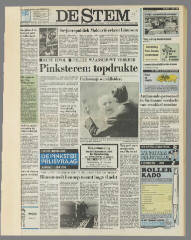 de Stem 1990-06-01