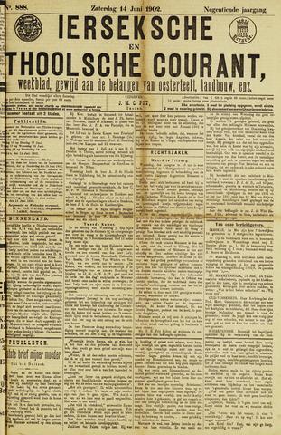 Ierseksche en Thoolsche Courant 1902-06-14