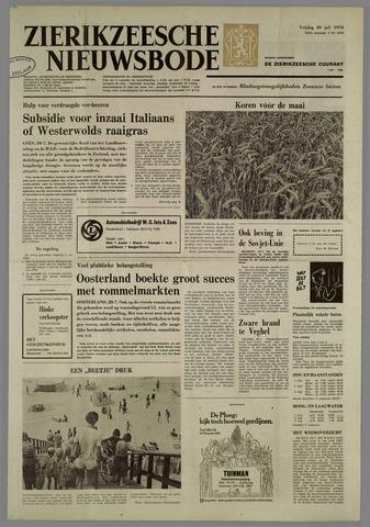 Zierikzeesche Nieuwsbode 1976-07-30