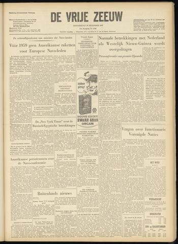 de Vrije Zeeuw 1957-12-19