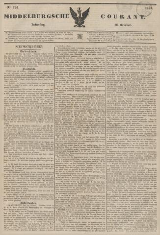 Middelburgsche Courant 1843-10-21