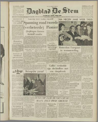 de Stem 1958-11-08